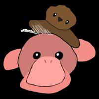 Mr. P and Benkyo the Bear
